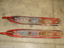 91 90? 92? 93? ARCTIC CAT LYNX 300 340 front ski skis skiis set runners jag