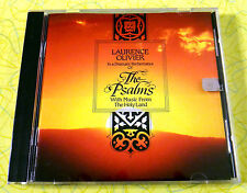 The Psalms ~ Holy Land Music CD ~ Laurence Olivier
