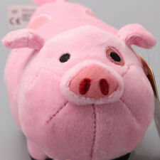 7inch Falls Waddles The Pink Pig Soft Plush Stuffed Toy Mini Baby Funny Dolls