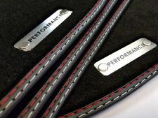 Performance Fußmatten JAGUAR X200 S-Type Original Qualität Velours Aufschrift