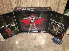 Mumm-Ra Icon Heroes Thundercats SDCC 2011 New with Ma Mutt Figure - RARE