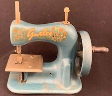 Vintage GURLEE STITCH MISTRESS  Children's  Toy Sewing Machine Rare