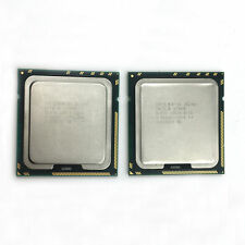 2pcs Intel Xeon X5690 3.46GHz SLBVX 12MB 6-Core LGA1366 Matching Pair Processor