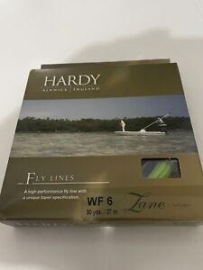 Hardy Zane Saltwater WF 7 Floating Fly Line