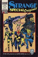 Strange Spécial Origines N°283 - Marvel Comics - Eds. Semic - 1993