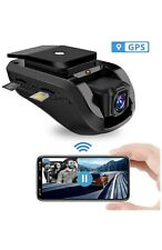 3G Wifi Dual Dash Cam 1080P With Built In GPS Car Camera Loop Recording G  New