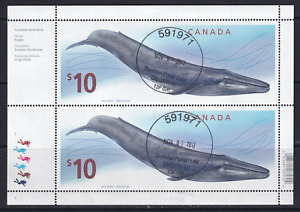 Canada #2405  Cancelled Pane of Two  XF