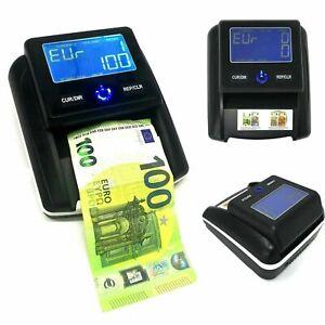 Rilevatore conta banconote false Verifica soldi falsi aggiornato 100€ 200€ 2020
