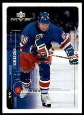 1998-99 Upper Deck MVP Wayne Gretzky New York Rangers #219