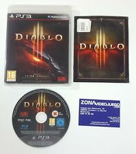 Diablo III, Playstation 3, Pal-Esp.