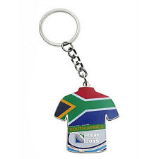 Rugby World Cup 2015 South Africa Jersey Flag Key Ring