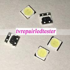 50pcs 3535 SMD LED Lamp Beads 6V Specially for LG LED Backlight Strip