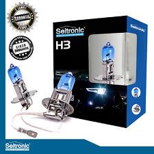 H3 55Watt Halogen Xenon Look Scheinwerfer Lampen DUO-Pack ULTRA LONGLIFE 4 NEU