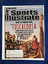 Javier Arenas Signed Sports Illustrated Magazine Autographed