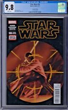 Star Wars # 6 2nd Printing Cover Cgc 9.8 Marvel 2015