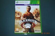 Blackwater Xbox 360 y Kinect PAL REINO UNIDO