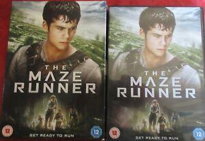 Maze Runner DVD - 2014 Cert 12 Dylan O'Brien, Kaya Scodelario Patricia Clarkson