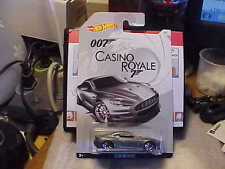 Hot Wheels 007 Casino Royale 7 Aston Martin DBS