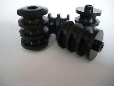 Tektronix 465 475 a&b Custom Machined Replacement Cordwrap Feet Set (4 pieces)