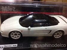 KYOSHO MZP131W 1:27 Mini-Z Auto Scale Honda NSX-R Championship White