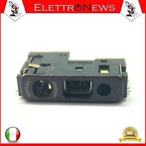 Connettore di ricarica Micro usb Plug NOKIA 1200 6110 1650 E50 E61 E51 1202 A069