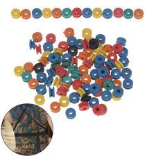 100 Armature bar nipples tattoo supplies rubber grommet for machine gun a-ba_cc