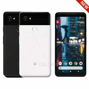 Unlocked Google Pixel 2 XL 64GB/128GB 4GB RAM LTE Smartphone -- Brand New Sealed