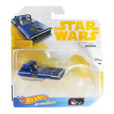 Hot Wheels 2018 Star Wars Han Solo Movie Starships Han's Speeder Die-Cast