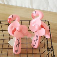 Flamingo Mini Fan Desk Humidification Handheld Water Mist Fan for Kids
