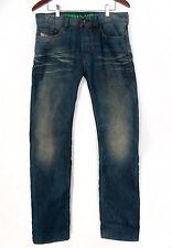 "Diesel Safado Blue Jean Regular Slim Tag Size 29 (31"" waist)"