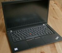 *Used* Lenovo ThinkPad T470 14'' (128GB, Intel Core i5-6300U, 2.60 GHz, 8GB
