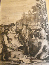 HISTOIRE DU COMMERCE DANS LES DEUX INDES Raynal TIX Colonies Anglaises Amérique