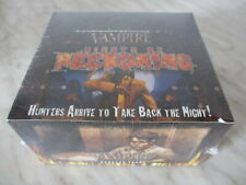 NEW SEALED VTES Nights of Reckoning Booster Display Box Vampire Eternal Struggle