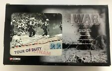 2003 Corgi Fighting Machines 4 Pk Tour of Duty Vietnam Diecast 8+ China Scale 1: