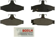 Disc Brake Pad Set-Blue Brake Pads Rear Bosch fits 84-87 Chevrolet Corvette
