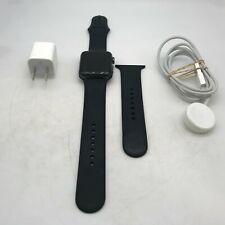 Apple Watch Series 2 (GPS) Gray Sport 42mm w/ Black Sport Fair Condition