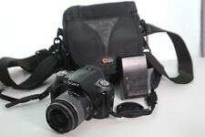 BAD FLASH  Sony α (alpha) A230 10.2 MP Digital SLR DSLR Camera -