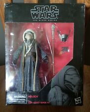 Star Wars MOLOCH The Black Series Hasbro Brand New original packaging
