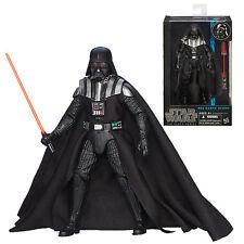 "Hasbro Star Wars Darth Vader 02 Black Series 6"" Action Figure JEDI Light Saber"