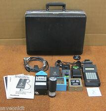 Du Pont / Casella - Audio Sound Measurement Kit With Calibrators, Dosimeter CEL
