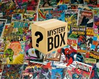 Mystery Comic Book Lot. 15 Comics. Marvel, DC and indy. OVER $35.00 in value.