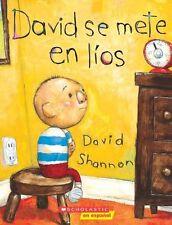 David Se Mete En Lios (David Gets In Trouble) (Tur