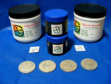 4 Geocaching Containers & Silver Chinese Coins for FTF! geo-cache geo-caching