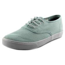 Zapatos informales de hombre en color principal azul sintético