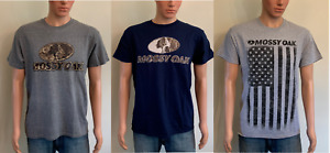 Mossy Oak Hunting Shirt Mens Various Sizes M, L, XL, 2XL NWT