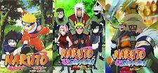 Naruto (Episode 1 - 540 ) ~ 26-DVD SET ~ English Version ~ DHL Express USA