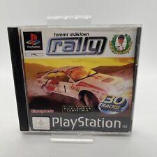70438 Tommi Makinen Rally-Sony ps1 Playstation 1 (1998)