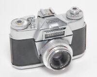 Voigtländer Bessamatic de Luxe incl Color-Skopar X 1:2,8 50mm #408