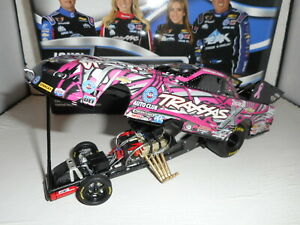 Courtney Force Traxxas Pink 2015 Chevy Camaro Funny car 1:24 scale NHRA