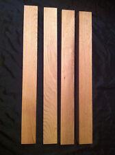 4 Eiche Tischbeine Tischfuß Kantholz Vierkantbein Möbelfuß Untergestell 8 x 8cm